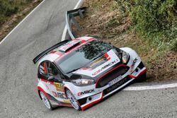 Джон Армстронг и Ноэль О'Салливан, Drive DMack Team, Ford Fiesta R5