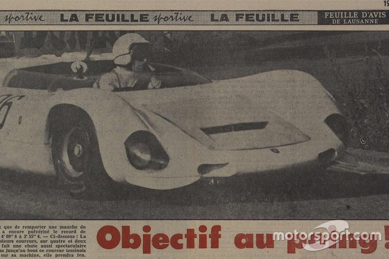 Tribune de Lausanne, articolo