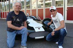Georges Gachnang et Sébastien Buemi, Cooper Monaco T59