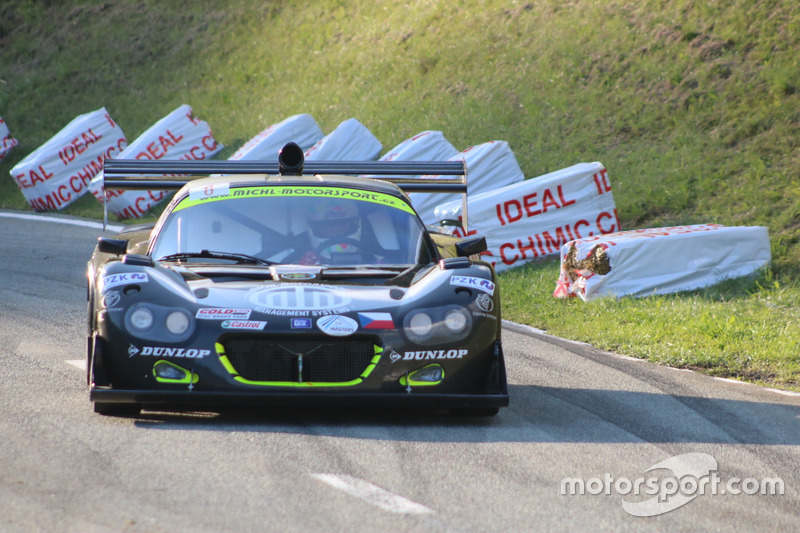 Dan Michl, Lotus Elise, Michl Motorsport
