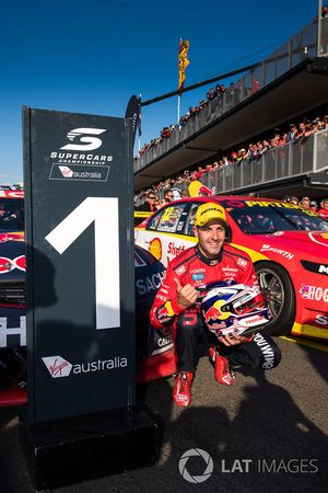 Yarış galibi Jamie Whincup, Triple Eight Race Engineering Holden
