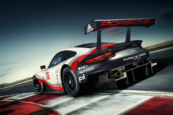2017 Porsche 911 RSR