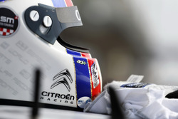 Helmet of Yvan Muller, Citroën World Touring Car Team, Citroën C-Elysée WTCC