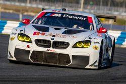 #25 BMW Team RLL BMW M6 GTLM: Bill Auberlen, John Edwards, Kuno Wittmer, Martin Tomczyk