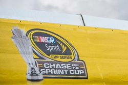 NASCAR Sprint Cup Series Chase signage