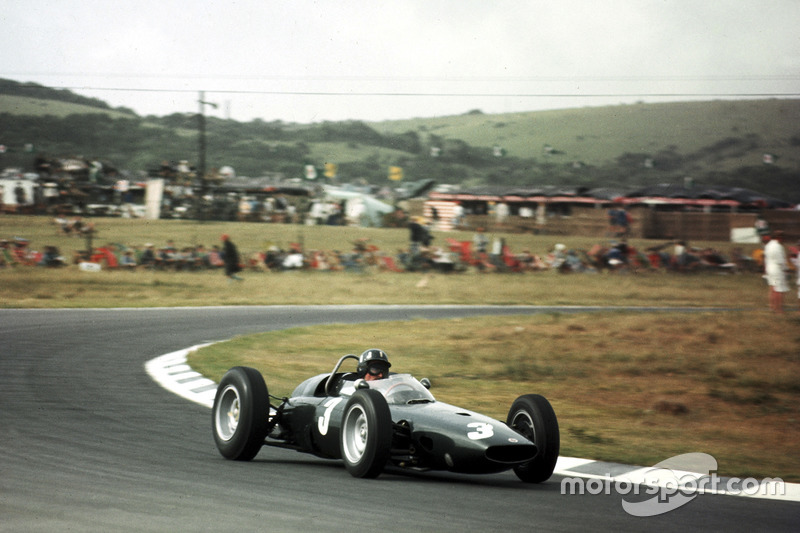 1962: Graham Hill, BRM P57