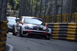 William E. O'Brien, Team Work Motorsport Volkswagen Golf GTI