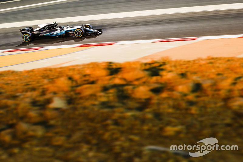 7. Valtteri Bottas, Mercedes AMG F1 W08