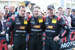 #8 Haribo Racing, Mercedes AMG GT3: Uwe Alzen, Lance David Arnold, Maximilian Götz