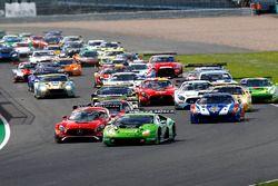 أحداث من السباق