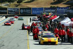 #227 Ferrari Beverly Hills Ferrari 458: Lisa Clark