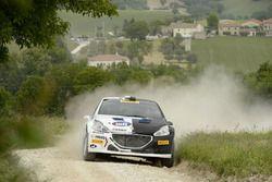 Калле Рованперя и Ристо Пиетилайнен, Peugeot 208 T16 R5