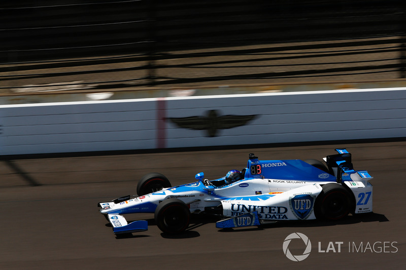 8: Марко Андретти, Andretti Autosport with Yarrow Honda