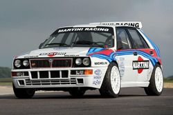 1990 Lancia Delta HF Integrale Evolution Works Group A Rally Car