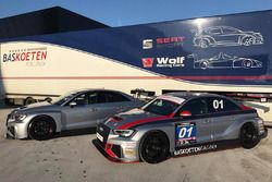 Audi RS 3 LMS TCR, Bas Koeten Racing