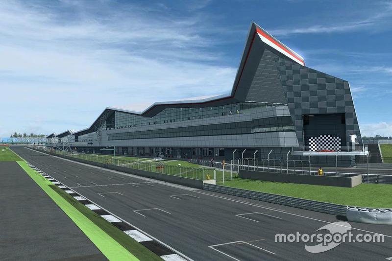 Silverstone, RaceRoom Racing Experience