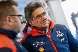 Michel Nandan, Hyundai Motorsport Teambaas