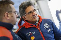 Руководитель команды Hyundai Motorsport Мишель Нандан