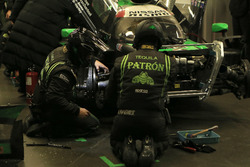 #22 Tequila Patron ESM Nissan DPi: Ed Brown, Johannes van Overbeek, Bruno Senna, Brendon Hartley in