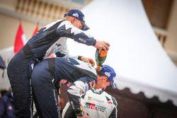 Race winner Sébastien Ogier, M-Sport