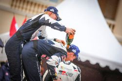 Racewinnaar Sébastien Ogier, M-Sport