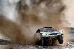 Khalid Al Qassimi, Peugeot 3008 DKR