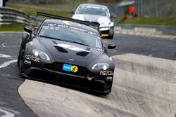 #7 Aston Martin Lagonda, Aston Martin Vantage GT8: Darren Turner, Nicki Thiim, Peter Cate, Florian K