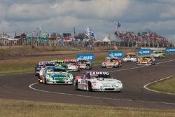 Leonel Sotro, Di Meglio Motorsport Ford, Carlos Okulovich, Maquin Parts Racing Torino, Norberto Font