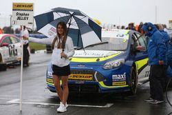 Stephen Jelley, Team Parker Racing; Ford Focus