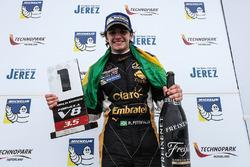 Ganador, Pietro Fittipaldi