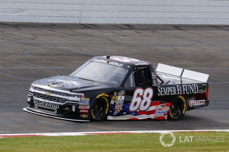 Clay Greenfield, 1-800PAVEMENT Chevrolet Silverado