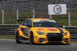 Max Mugelli, Pit Lane, Audi RS3 LMS-TCR