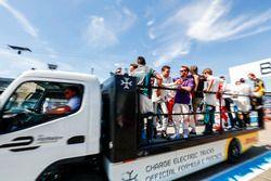 Jérôme d'Ambrosio, Dragon Racing, Sam Bird, DS Virgin Racing