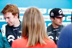 Oliver Turvey, NEXTEV TCR Formula E Team, e Nelson Piquet Jr., NEXTEV TCR Formula E Team