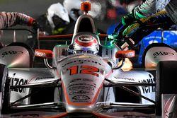 Will Power, Team Penske Team Penske Chevrolet pit stop