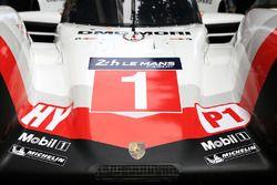 Detail: #1 Porsche Team Porsche 919 Hybrid