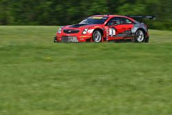 #3 Cadillac Racing, Cadillac ATS-VR GT3: Johnny O'Connell, Ricky Taylor