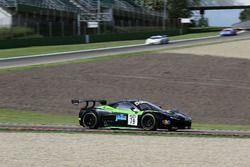 Ferrari 458-GT3 #79, Easy Race: La Mazza-Magli