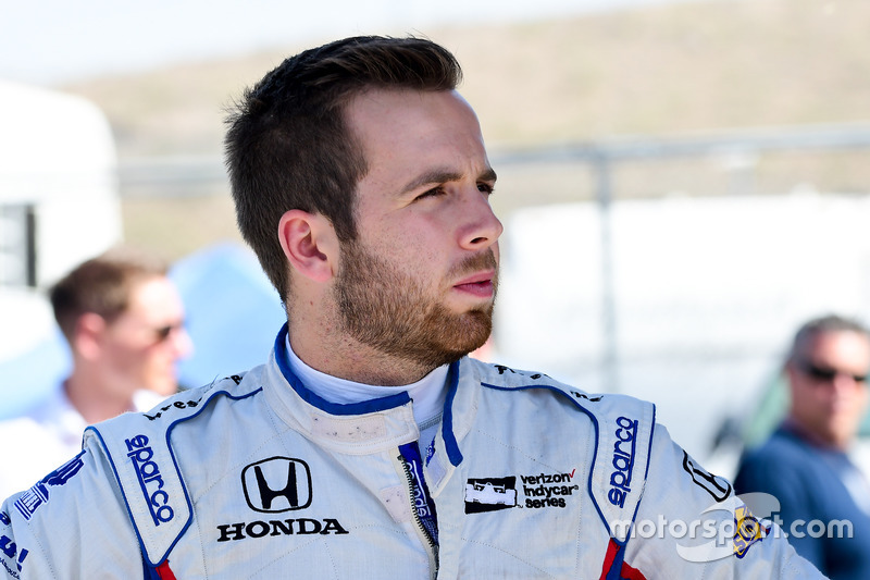 #19 Ed Jones, Dale Coyne Racing / Honda