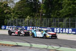 Tom Chilton, Sebastien Loeb Racing e Rob Huff, ALL-INKL.com Munnich Motorsport