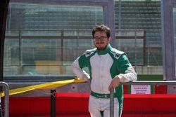 Eugenio Pisani, Siliprandi, Porsche 997 Cup