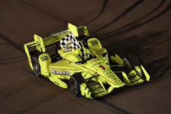 1. Simon Pagenaud, Team Penske, Chevrolet