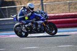 #14 MACO Racing Team, Yamaha: Greg Junod, Anthony dos Santos, Louis Bulle, Tomas Svitok