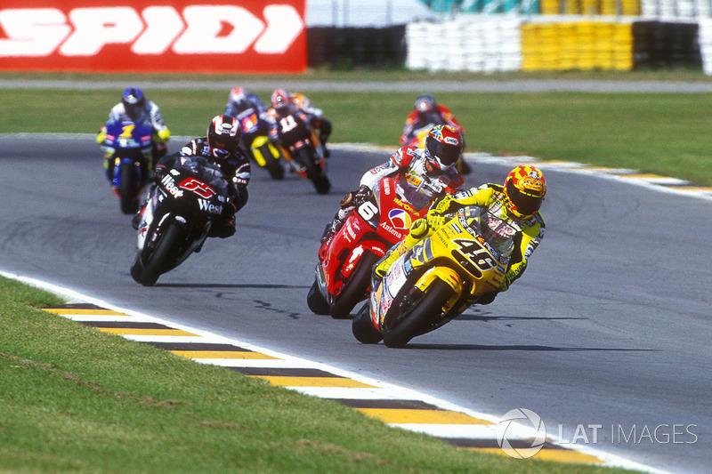 4. Gran Premio de Sudáfrica 2001