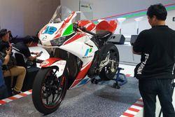 Yamaha YZF-R3 Ali Adrian