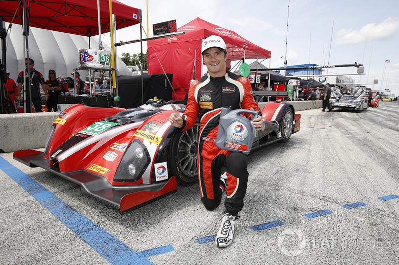 Polesitter PC James French, Performance Tech Motorsports