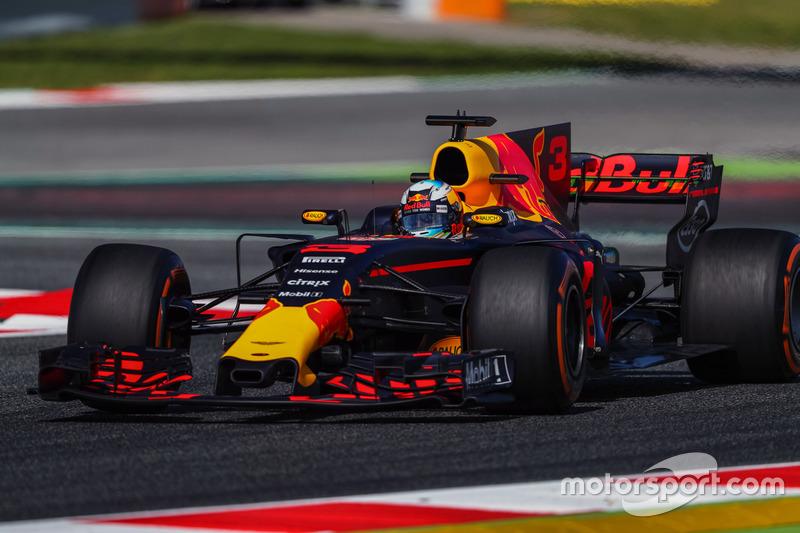 6. Даніель Ріккардо, Red Bull Racing RB13