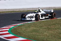 Zsolt Baumgartner, F1 Experiences 2-Asiento de piloto