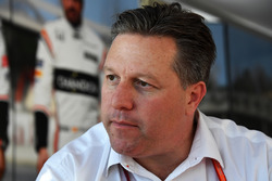 Zak Brown, McLaren-Chef