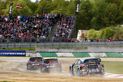 Petter Solberg, PSRX Volkswagen Sweden VW Polo Gti, Johan Kristoffersson, Volkswagen Team Sweden, An